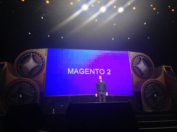 bobbyshaw: Let's talk Magento 2 #MagentoImagine http://t.co/4UncFnirvd