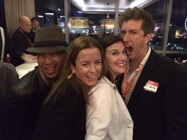 WebShopApps: @igotgroove was the place to be last night   #MagentoImagine http://t.co/3vi0NWFzCI