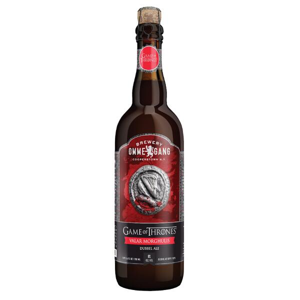 The fans have spoken! #ValarMorghulis is our 4th @GameOfThrones-inspired beer. @mashable http://t.co/do76cK5eqa http://t.co/MzRJ43yqri