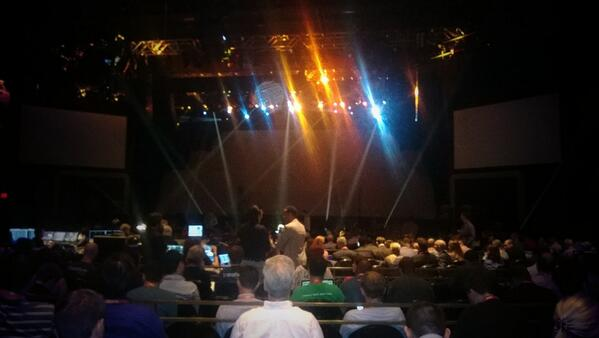 GianniG: Keynote time at #MagentoImagine http://t.co/KL76m4PpYS