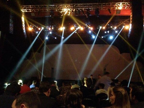 lionheart81: Magento keynote. #MagentoImagine http://t.co/YYAPCqAGU7