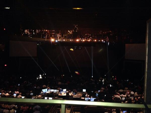Blue_Bovine: #MagentoImagine waiting for general session to start. http://t.co/l8os50KTfo