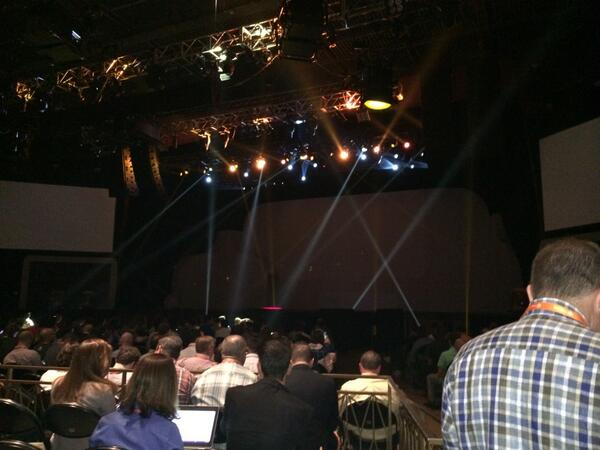 wsa_daniel: Anticipation is thick in the air for the first #MagentoImagine keynote of 2014! http://t.co/3MA30riFOG