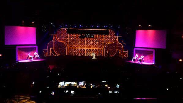 blueacorn: Let the show begin! #MagentoImagine http://t.co/P275Dj8Eae