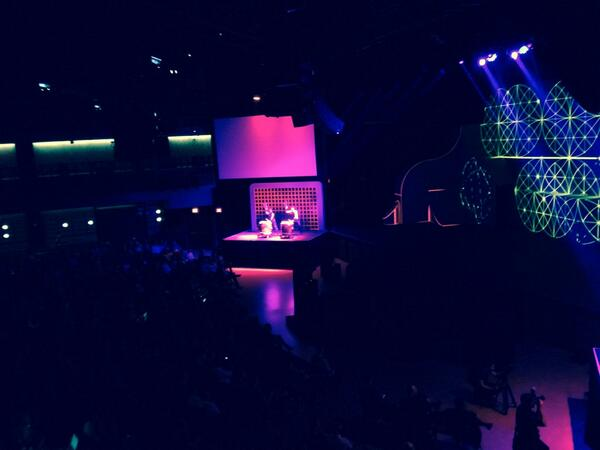 TshapeScott: Day two of #MagentoImagine Opening ceremonies is impressive. @HSolutions http://t.co/xPx0IhPmi8