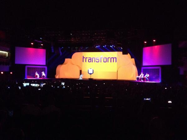davelittlechild: Awesome opening at #MagentoImagine! It just got real! http://t.co/QOM9SnCYYA