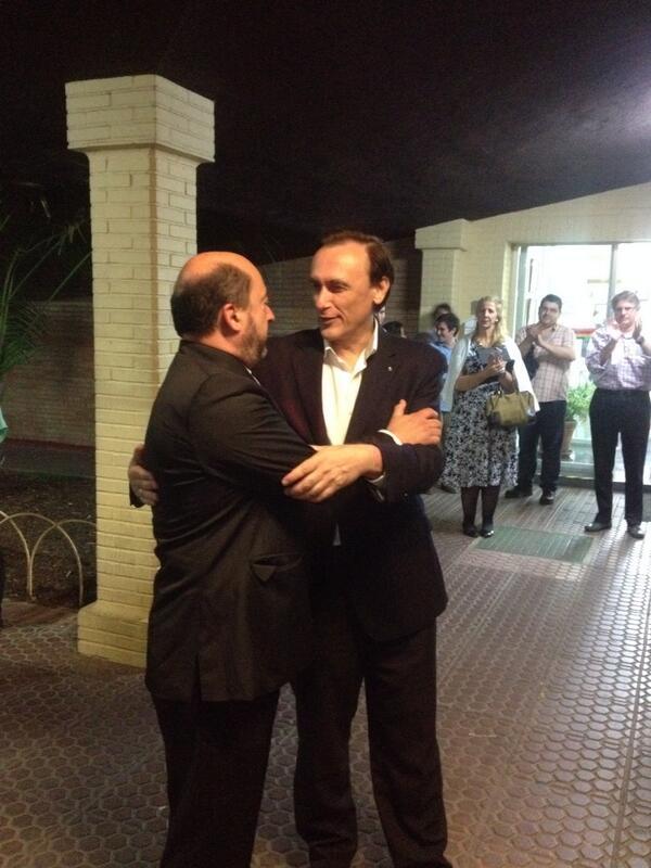 @Manueltowers1  da la enhorabuena a @Villamandos2014. La @univcordoba tiene nuevo rector #eleccionesUCO14 http://t.co/HEgCklvJJI