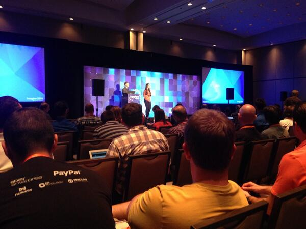 lfcolon62: Magento 2 - I'm glad they chose LESS. #MagentoImagine  Wrapping up with some Q&A. http://t.co/tt9WjMvXA1