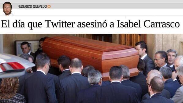 Un valenciano de 19 años, el primer detenido por pedir la muerte de políticos en Internet Bni3KhhCQAA6vtQ