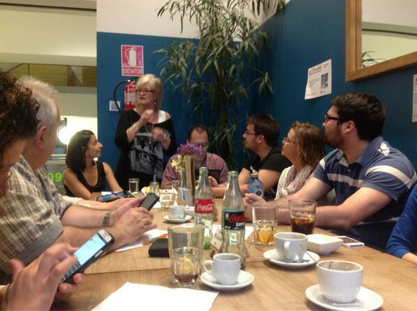#ABPmooCaféMad @londones: para que el proyecto salga bien hay que tener pasión por él http://t.co/g3GQozXhhQ