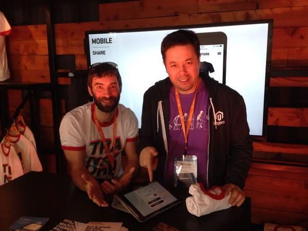 ebizmarts: Now it's @Boxpark time, just purchased some really cool stuff using http://t.co/RNuNMzmIhG at #MagentoImagine http://t.co/JsXFkC6SwV