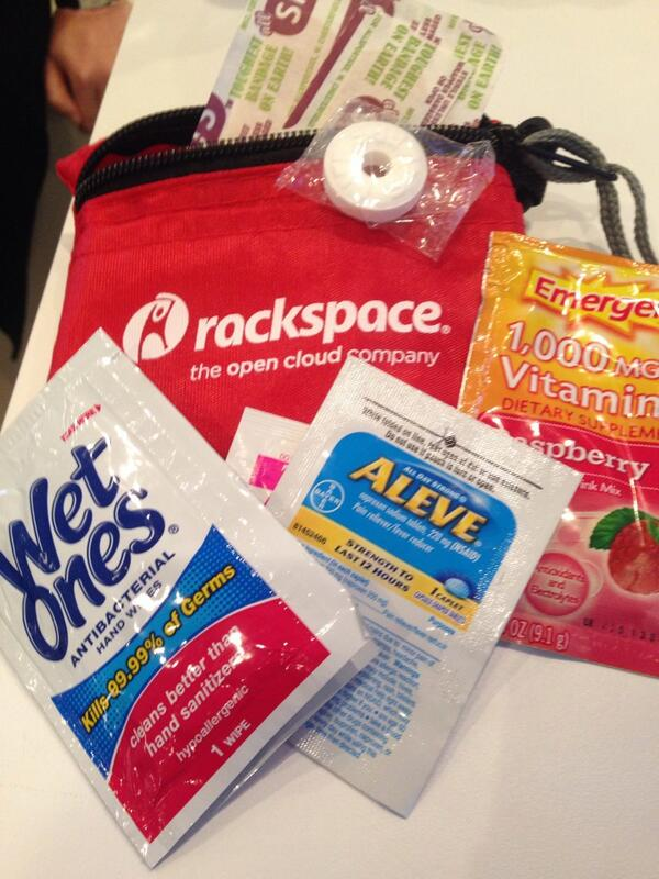 KeepCalmCloudOn: At #MagentoImagine? Hurting a bit? Swing by @Rackspace booth & pick up your Disaster Recovery kit. #RackspaceDigital http://t.co/p3apdswrG9