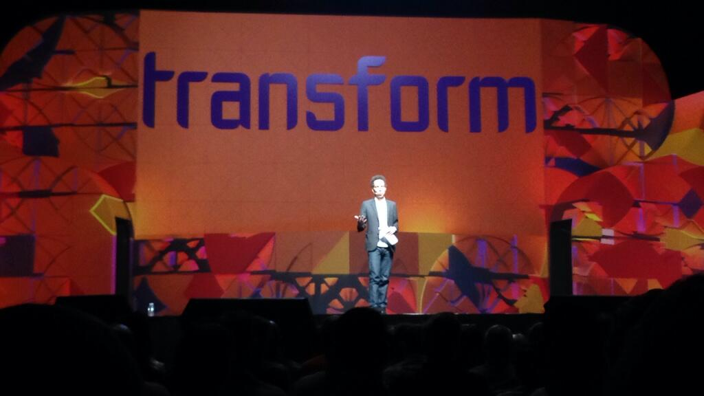 kj187: And now, Malcolm Gladwell live on stage at #MagentoImagine in Las Vegas http://t.co/0iEkdgVZ7x