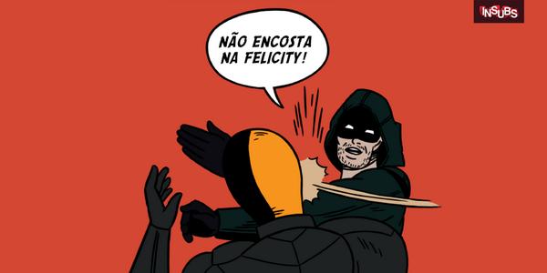 O pau vai quebrar. Season Finale de Arrow. Amanhã. http://t.co/DuIc8cIs6F