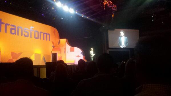 ScottHiser: @malcomgladwell speaking at #MagentoImagine http://t.co/w5uqwE8VE4
