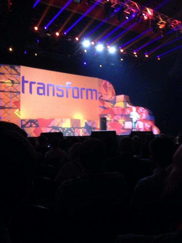 JoshuaSWarren: Transform theme continues into @gladwell talk. #MagentoImagine http://t.co/C0kFOfDYjG