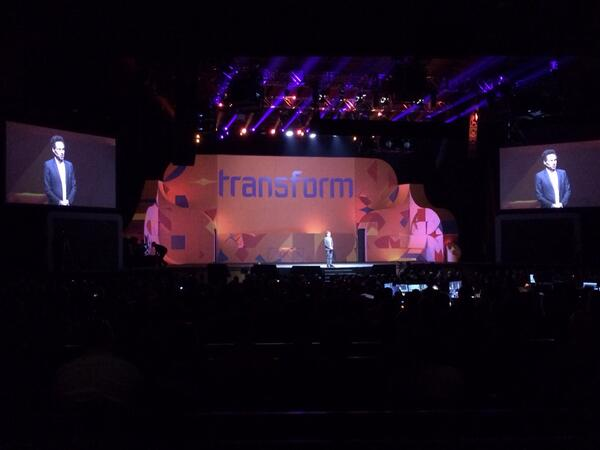 magento_rich: Malcolm Gladwell on stage. #MagentoImagine http://t.co/1GP230mTvN