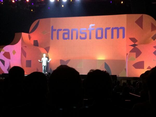 ShipperHQ: .@Gladwell takes the stage in style by jumping in on the steel drum at #MagentoImagine http://t.co/Z2UqCgXP7u