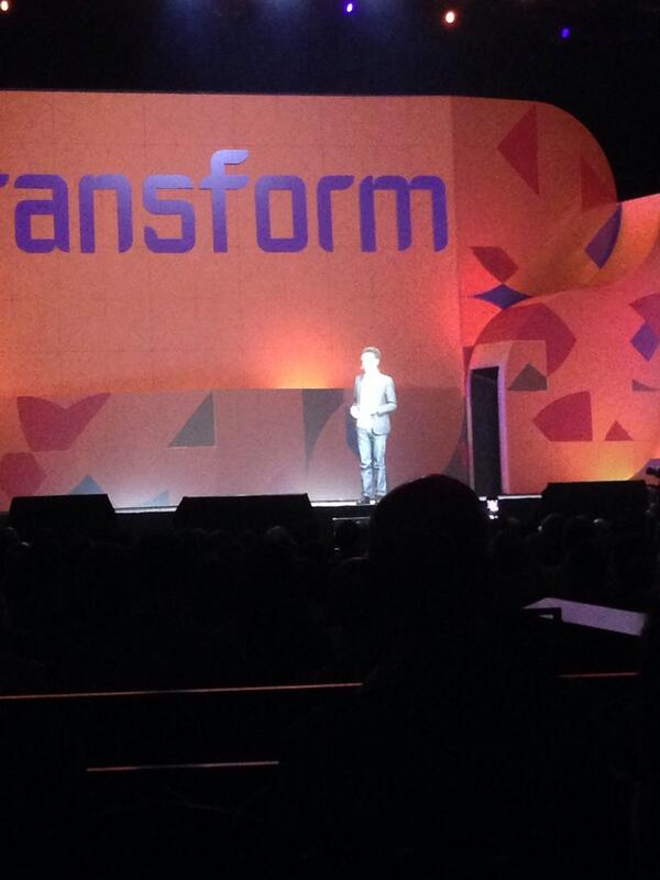 logicbroker: The keynote speech with Malcolm Gladwell has begun! #transformation #MagentoImagine http://t.co/mUQTnACp50