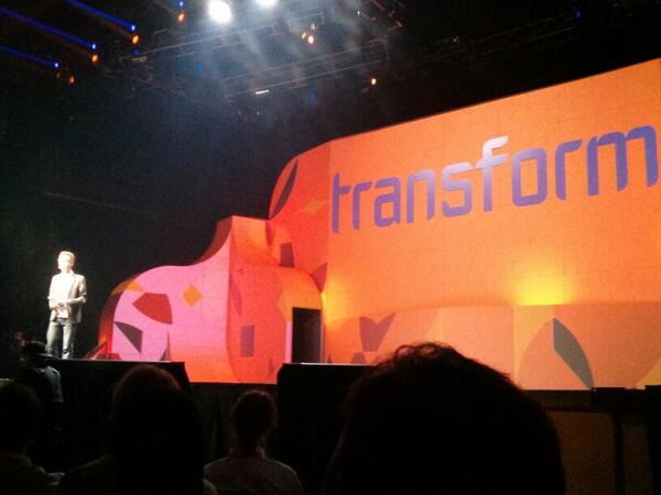 sweettooth: Amazing to see @Gladwell speak at #MagentoImagine http://t.co/CLyv5Uzfgn