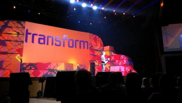 MichChristellas: Hello Malcolm! One Love! #transform @magento @magentoimagine #magentoconference http://t.co/mXnh4RdD6L