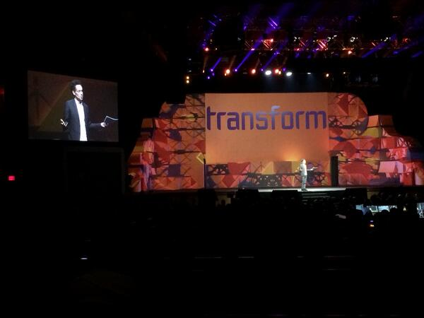 magento_rich: Malcolm tells the story about Malcolm MacClane and the transformation of container shipping. #MagentoImagine http://t.co/iVutGm52ZD