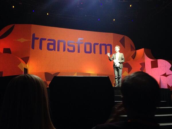 vanillajelly: Malcom Gladwell on transformation #MagentoImagine http://t.co/SxH2dQkGlp