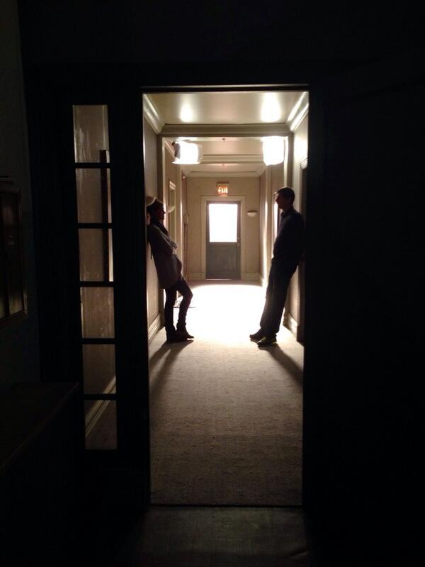"""6x23 """"FOR BETTER OR FOR WORSE"""" post-ep BTS pics & tweets  - Page 2 BnjIfhQIYAEowyZ"""