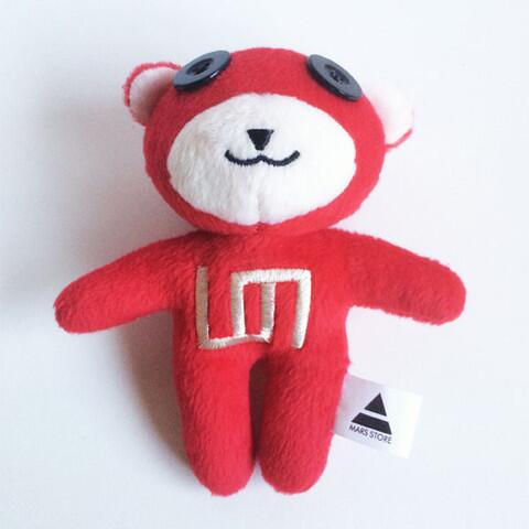 NEW ITEM: Adopt your own cuddly #MARS Glyph Bear, as seen with @JaredLeto on #VyRT! — http://t.co/9wwJdQG2Or http://t.co/9uEiYn1AWw