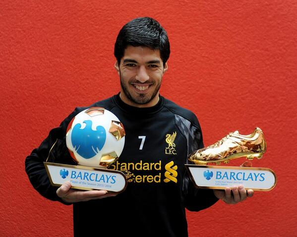 Luis Suarez denies contract clause allowing him to leave Liverpool for Real Madrid or Barcelona