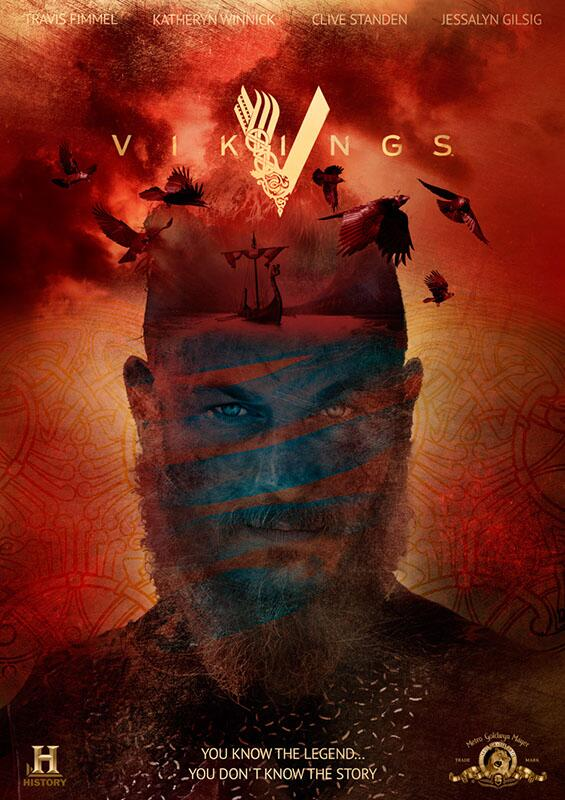 Lagertha On Twitter Team Travis Have A Look At This Poster Amazing Teamtravisfimmel Vikings Credits Http T Co Ff5in1gmql Http T Co Jx3fsij2xf Love