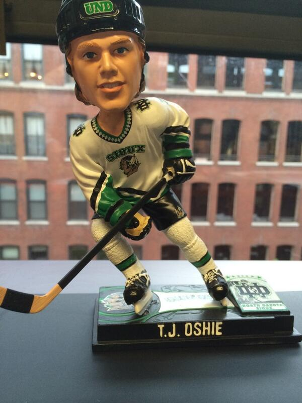 Any1 want a bobblehead from the old days? RT #NHL15Oshie to get me on the @EASPORTSNHL cover and it could be yours!! http://t.co/7AzspH0FV3