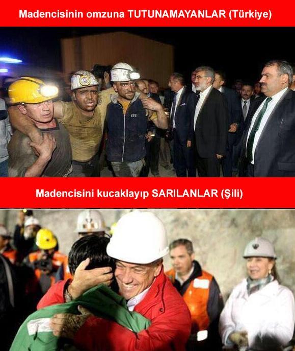 Madencisinin omzuna TUTUNAMAYANLAR... http://t.co/VTGTswCcdu