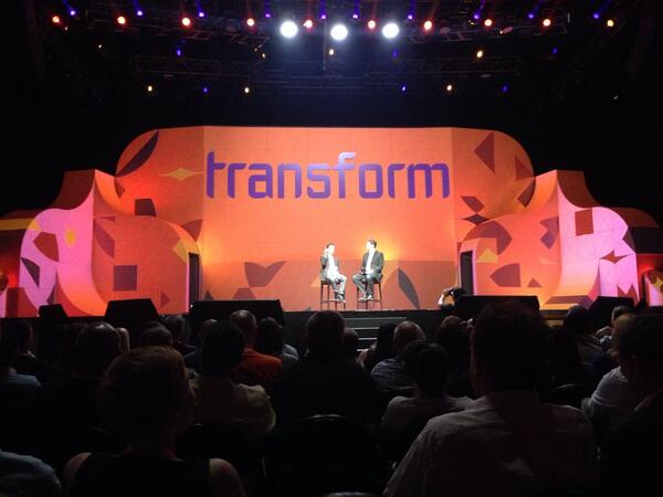 lfcolon62: Q&A session with Malcom Gladwell. Lessons were about transformations and reimagining. Good stuff. #MagentoImagine http://t.co/rnvHahqzZ4