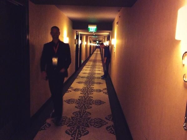 drlrdsen: The long way to our hotel room at #MagentoImagine in @HardRockHotelLV http://t.co/Dw2gwv8XPh