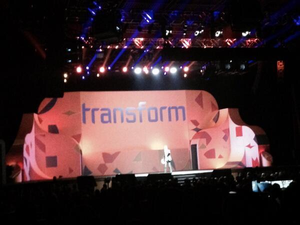 IgorKuzyk: Malcolm Gladwell inspiring speech at #MagentoImagine http://t.co/ZD8gcu8up4
