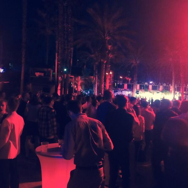DCKAP: #MagentoImagine  legendary evening. http://t.co/fzEtbqFWyd