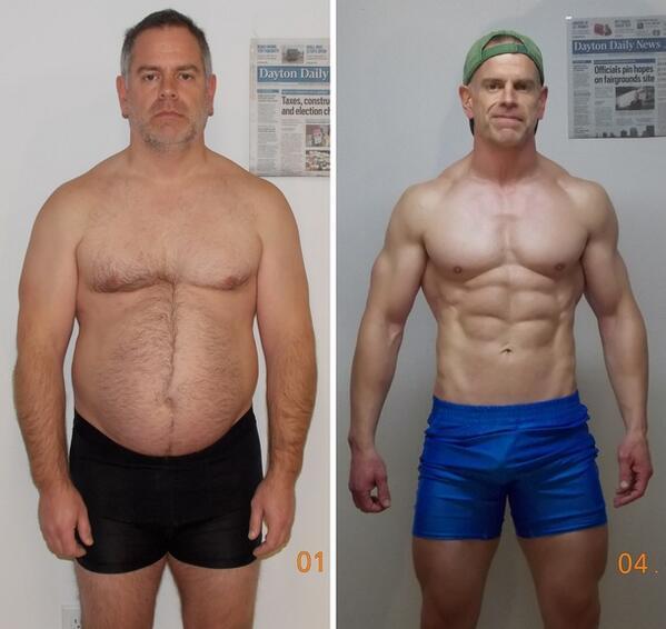 "Yahoo Singapore on Twitter: ""Man loses 20kg, gains"