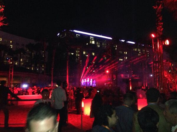 ebizmarts: The Legendary Party at #MagentoImagine at its best http://t.co/AaaGkMkbjo