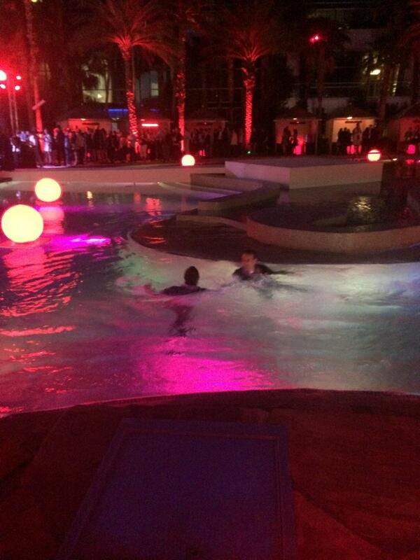 ShiDubz: @royerez @rbonifacino first ones in the pool #risktakers #MagentoImagine @magento http://t.co/wT7tvW8jCH