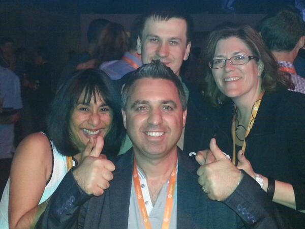 Beth_bef_BethG: See what you are missing....@VinaiKopp #magentoimagine http://t.co/TCfBPWMT5m