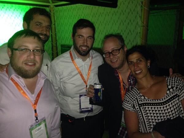 jdorf: Jew crew at #MagentoImagine http://t.co/ZkZaV7zZWz