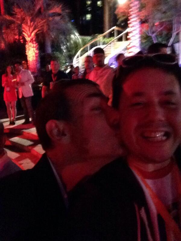 ebizmarts: At the second best #MagentoImagine ever with @BobSchwartz :) http://t.co/FPLywkefHN