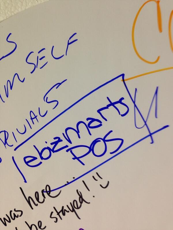 ebizmarts: ebizmarts | POS signature at #MagentoImagine http://t.co/Gfq56Z1yF8