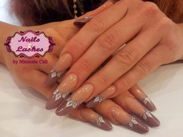 Nails lashes nailslashesroma twitter micropittura nails un lavoro molto elaborato httpnails lashesromapipe gel acrilico micropittura picitteri03fvji4fh prinsesfo Gallery