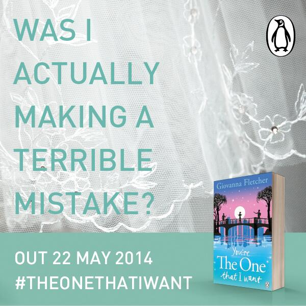 RT to win a signed copy of #TheOneThatIWant. I'll pick 2 winners at random today. 'Was I actually making a mistake?'X