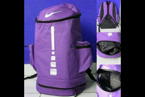 Buy nike elite purple backpack
