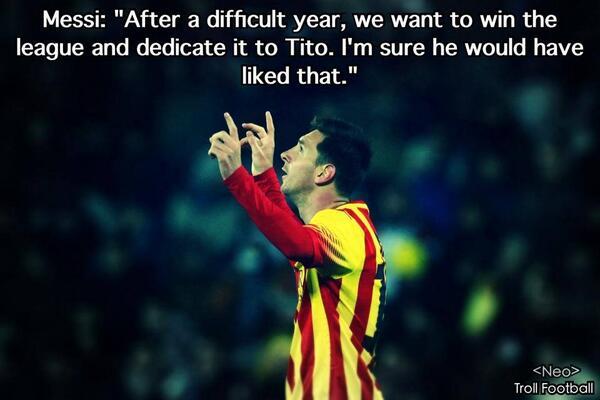 U201c@FootballQuote_: Lionel Messi. Pic.twitter.com/oxzWIzwEdUu201d
