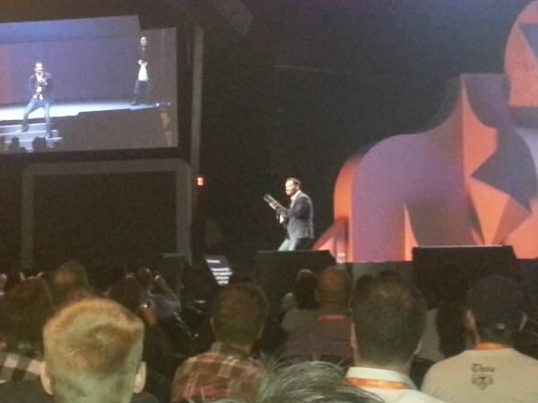 Beth_bef_BethG: Jamie clark launching t-shirts with #Magentou course coupons at #MagentoImagine http://t.co/be2xt8sMAy