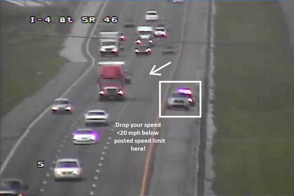 #Traffic #FYI: (For @THP_Colonel) in #Florida, I always try my best to educate #Orlando with the #MoveOver law! http://t.co/2xPfZLvLrC